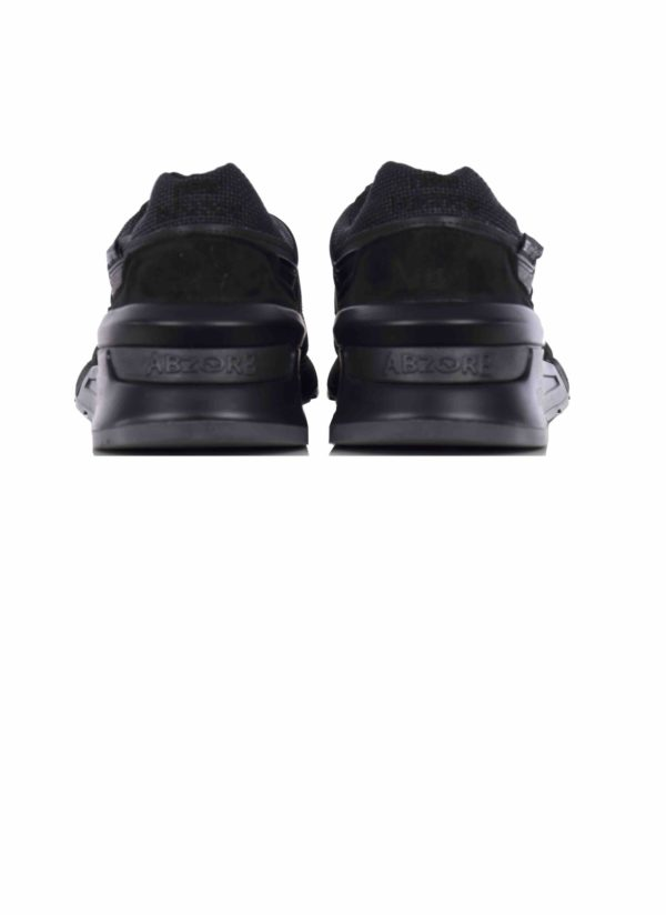 """M 997 SNF """"Made in USA"""" Sneakers Triple Black 2"""