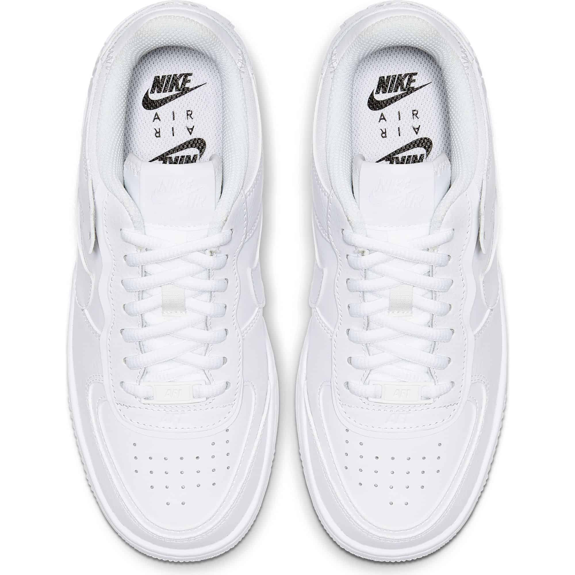 air force 1 shadow blanche